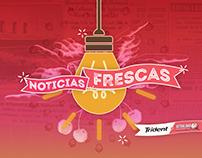 Noticias Frescas | Trident + Actualidad Panamericana