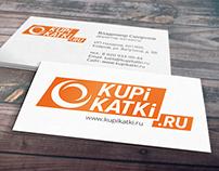 kupikatki.ru re-branding