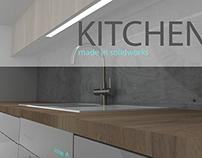 kitchen in solidworks