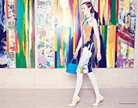 Fashion Layouts - The Ritz-Carlton Magazine