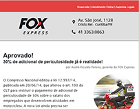 Mail Marketing | Fox Express