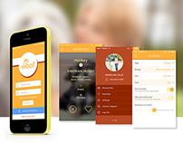 Woof Branding & iOS App Design