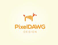 PixelDawg Design Logo