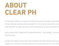 Clear PH Ad Agency Rebranding Campaign