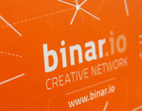 Binar.io Creative Network