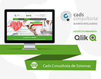 Web Design | Website Cads Consultoria | QlikView