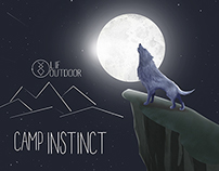 Camp Instinct (Digital Painting)
