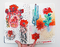 Recent Sketchbook Work