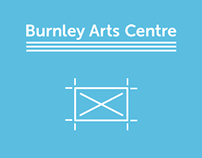 Burnley Arts Centre Branding