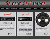 Samson Car Stereos