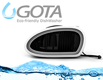 Gota , Eco-friendly dishwasher