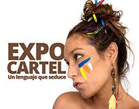"""Expo Carteles """"Un lenguaje que seduce"""""""