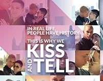 Kiss & Tell 2014