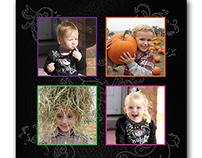 Free Halloween PSD Templates