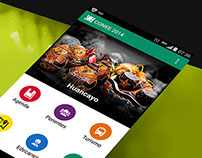 Aplicación móvil CONEE 2014