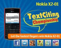 Nokia X2-01Textciting
