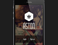 Aston Club - App Redesign