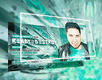 Ready to Destroy - Hardstyle Podcast