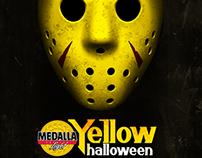 Medalla Light - Yellow Halloween 2014