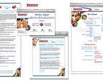 Costco Website Design & Development
