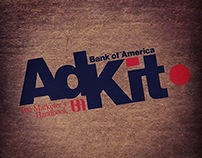 Bank of America AdKit Design