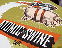 Atomic Swine Party Collateral