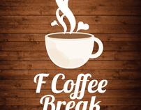 F Coffee Break Logo
