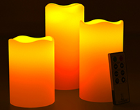 Artificial Candles