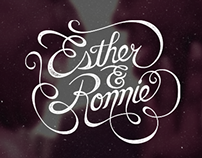Esther & Ronnie Wedding