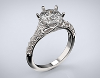 1.5Carat Diamond Ring, MuraT BozeR