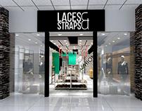 Store Design - Laces & Straps