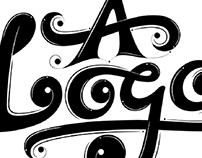 Monochrome Lettering