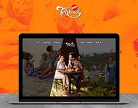 Tehbotol Sosro design microsite