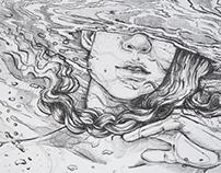 Wasserträume - Lithography Series