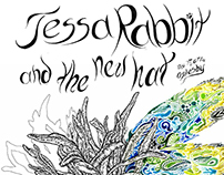 Tessa Rabbit and the New Hat Children's Book
