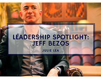 Leadership Spotlight: Jeff Bezos