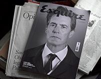 Esquire Russia, 2016