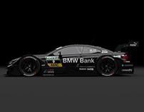 BMW M4 DTM Spengler