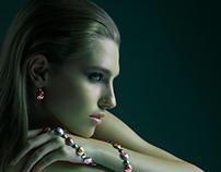 Diuss jewelry campaign