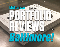 Behance Portfolio Review Week in 40 Seconds