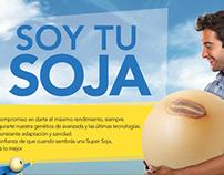 "Super Soja ""Soy tu Soja"""
