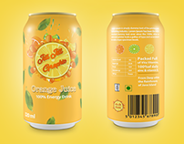 Juice Can Design
