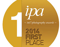 1st place in advertising (IPA 2014)