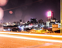 JOHANNESBURG NIGHTS
