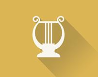 Hellas Music - Branding and Website