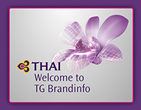 TG Brandinfo Internal website