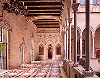 The Palace of the Generalitat of Catalonia