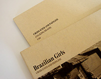 Brazilian Girls. Cd sleeve