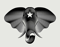 Black Star Elephant | Nico&Vinz