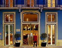 Hotel Heritage (materials) / MCM Design Projet